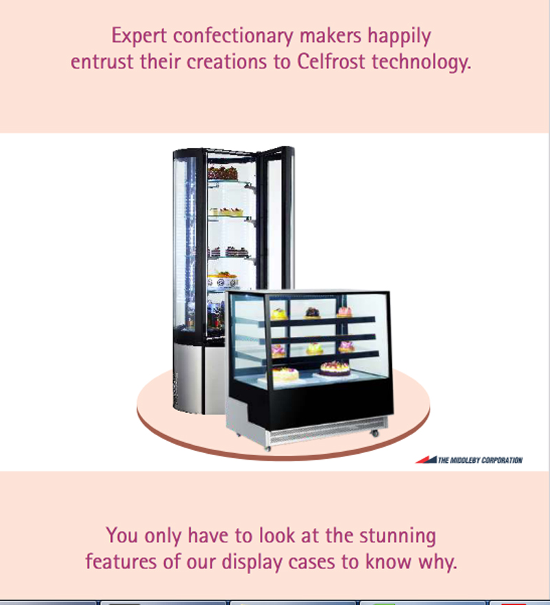 Celfrost Confectionary