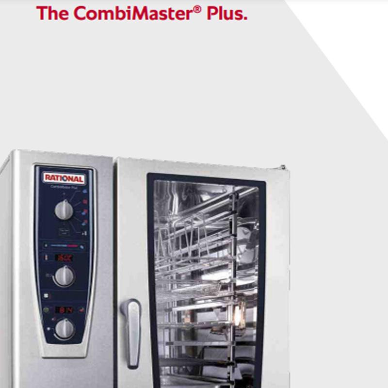 Combi Master Semi Automatic Oven