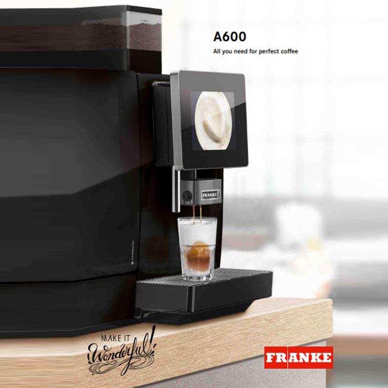 Franke A600 Catalogue
