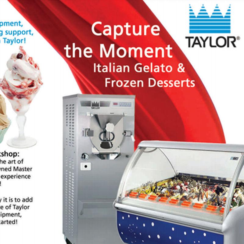 Italan Gelato and Frozen Desserts
