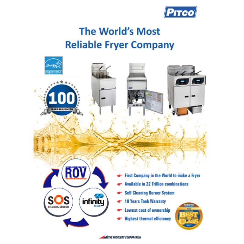 Pitco Catalogue