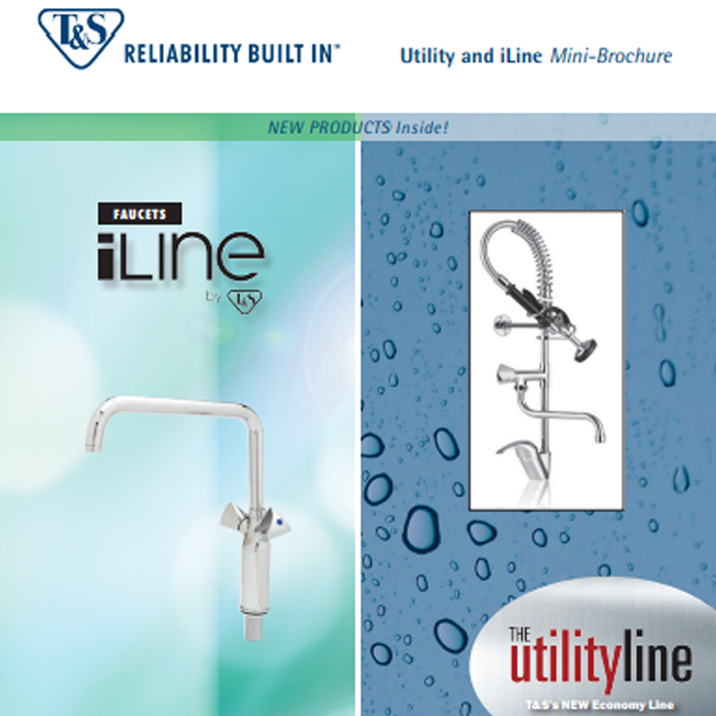 Pre Rinse Catalogue